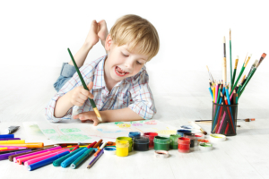 little boy coloring books